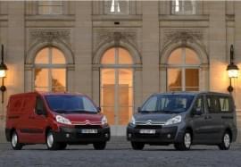 Citroën Jumpy als Transporter und Kleinbus