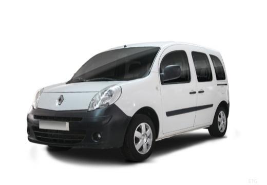 Generation Modell ab 2008 A.. Renault Kangoo Typ W Personen Transporter Braun 2