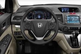 Honda CR-V von innen