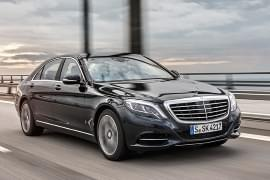 Mercedes-Benz S 500 Plug-in-Hybrid