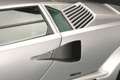 Lamborghini Countach Detail Lüftung
