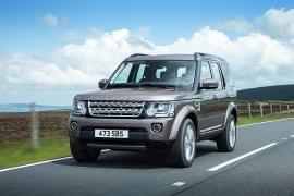 Land Rover Discovery Vorderansicht