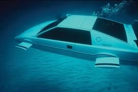 Lotus Esprit Series One in James-Bond-Film