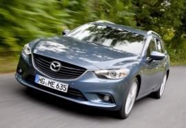 Mazda 6 Vorderansicht