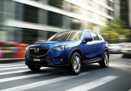 Mazda CX-5 Vorderansicht