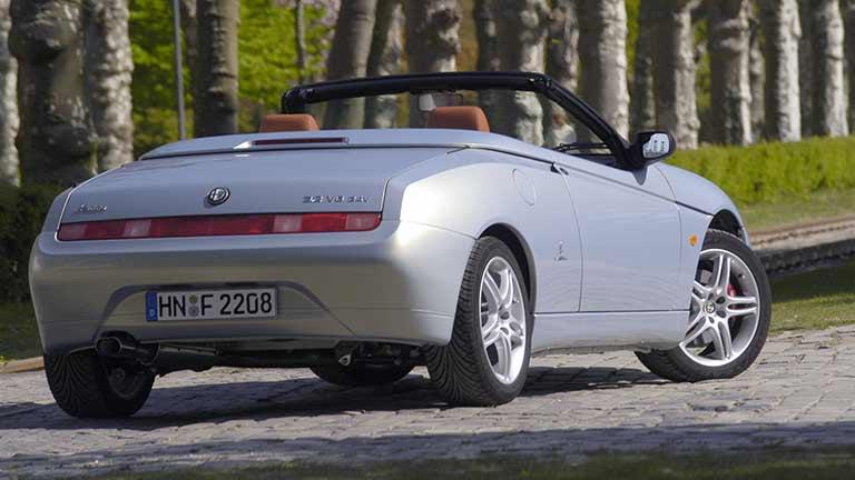 Alfa Romeo Spider Gebraucht Kaufen Bei Autoscout24