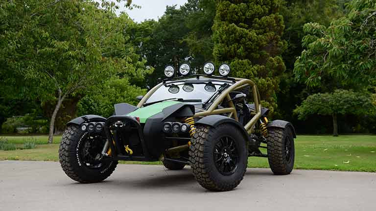 ariel nomad gebrauchtwagen kaufen bei autoscout24. Black Bedroom Furniture Sets. Home Design Ideas