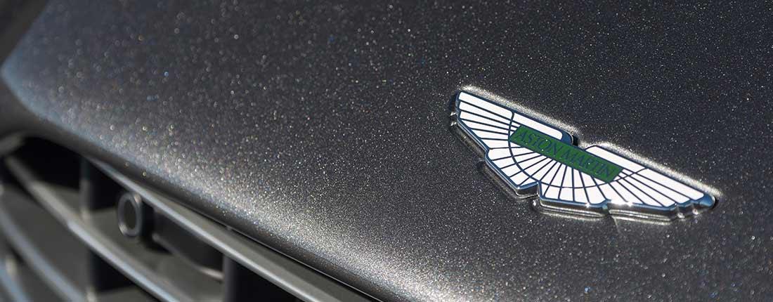 Aston Martin Limousine