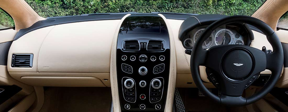 Aston Martin Rapide Infos Preise Alternativen Autoscout24
