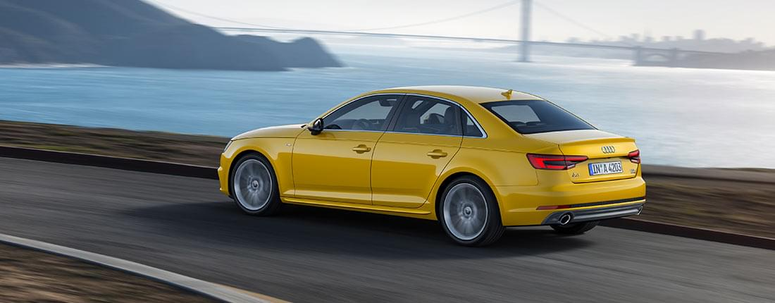 Audi A4 Jahreswagen