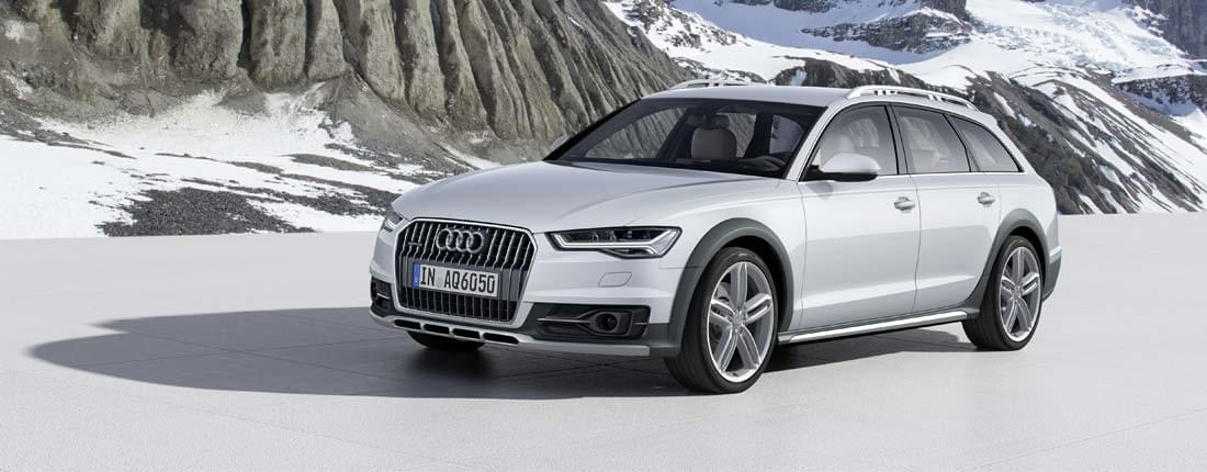 audi a6 allroad quattro infos preise alternativen. Black Bedroom Furniture Sets. Home Design Ideas