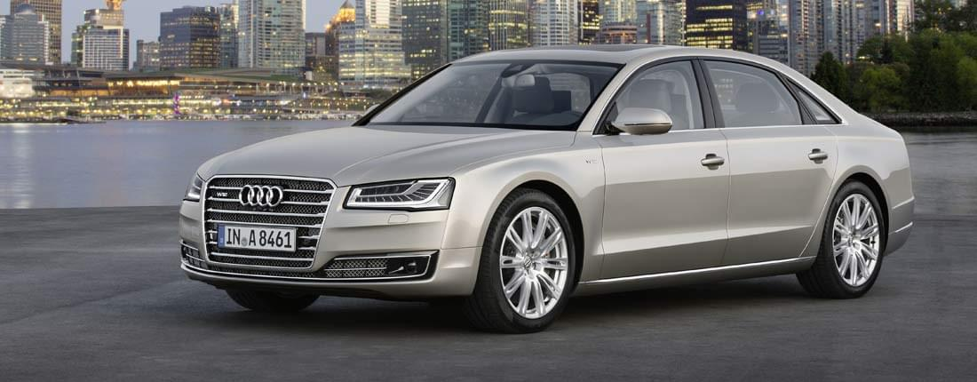 Audi A8 W12 >> Audi A8 W12 Infos Preise Alternativen Autoscout24