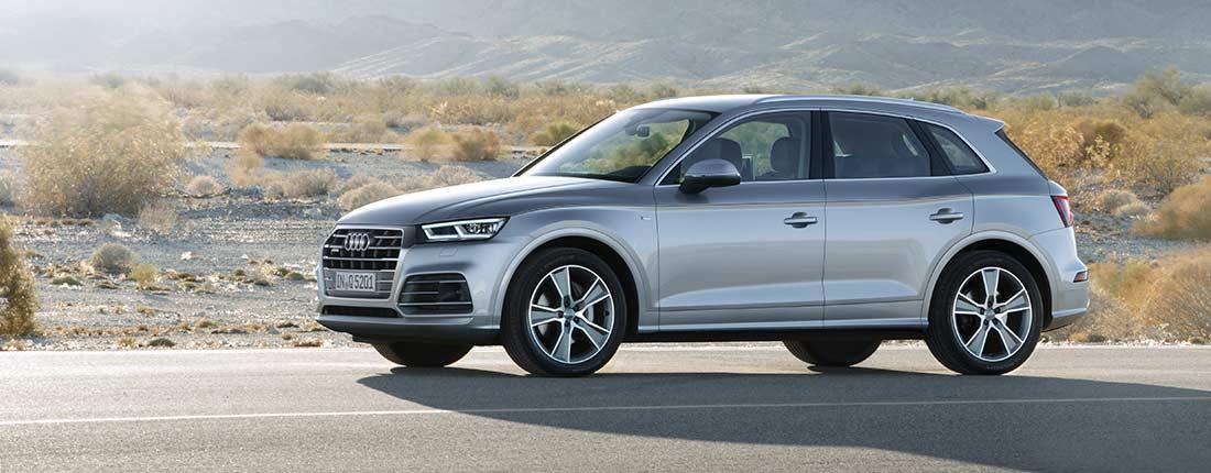 Audi Q5 Automatik