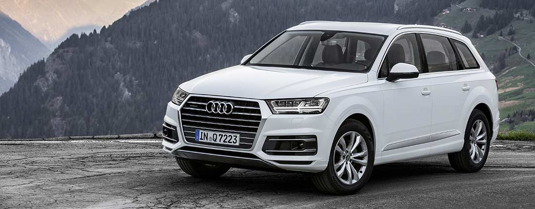 Audi Q7 Gebraucht Kaufen Bei Autoscout24