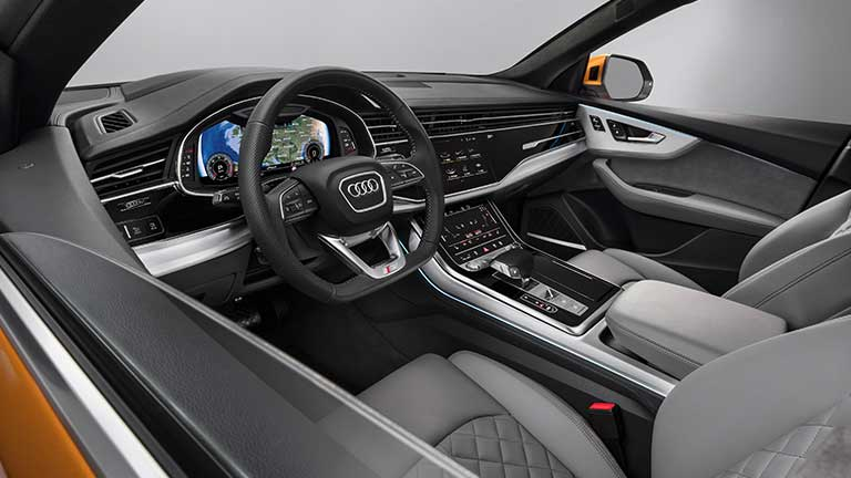 audi q8 infos preise alternativen autoscout24. Black Bedroom Furniture Sets. Home Design Ideas
