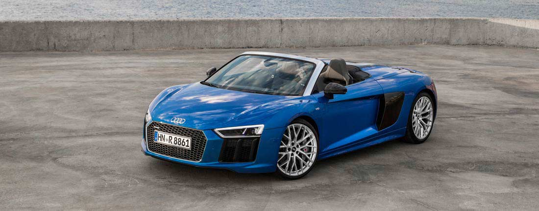 audi r8 spyder infos preise alternativen autoscout24. Black Bedroom Furniture Sets. Home Design Ideas