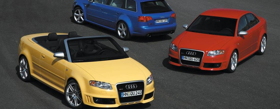 Audi Rs4 B5 Infos Preise Alternativen Autoscout24
