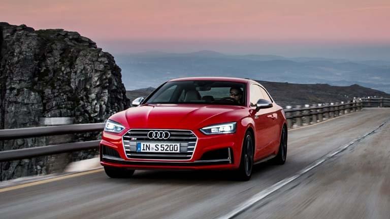 Audi S Gebraucht Kaufen Bei AutoScout - S5 audi