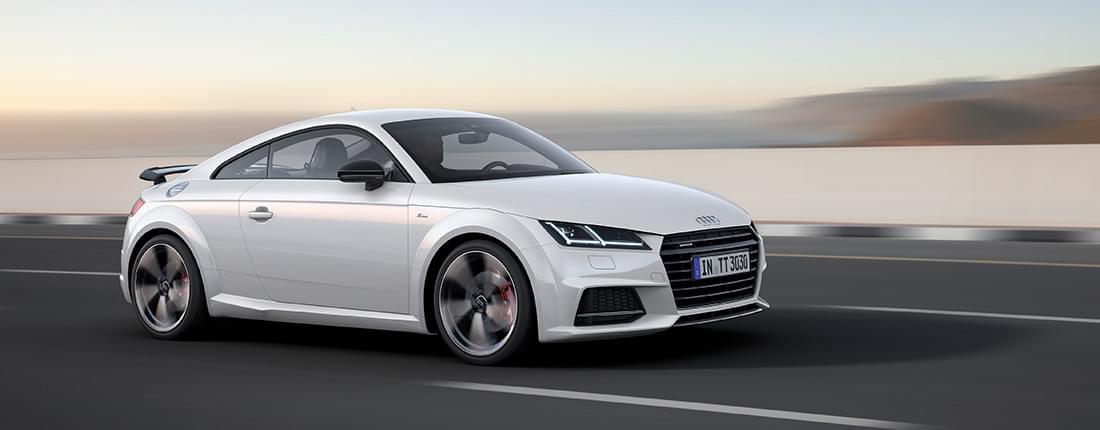 Audi Tt Coupe Auf Autoscout24 De Finden