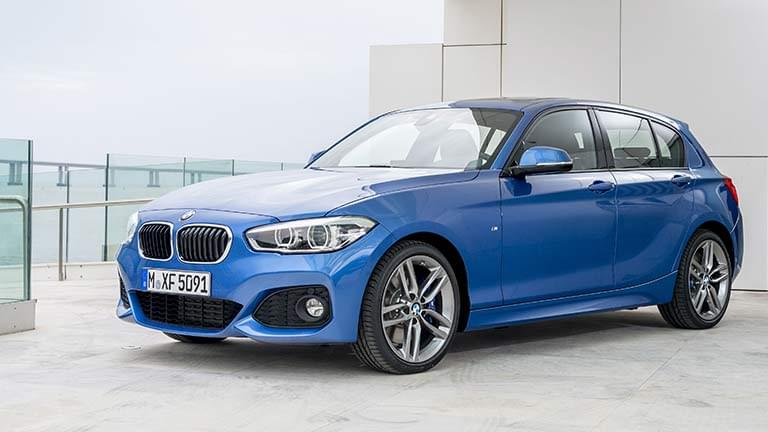 Bmw 118 infos preise alternativen autoscout24 for Mobel inserieren