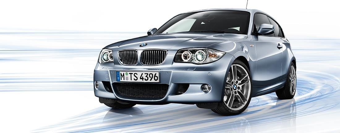 bmw e81 infos preise alternativen autoscout24. Black Bedroom Furniture Sets. Home Design Ideas