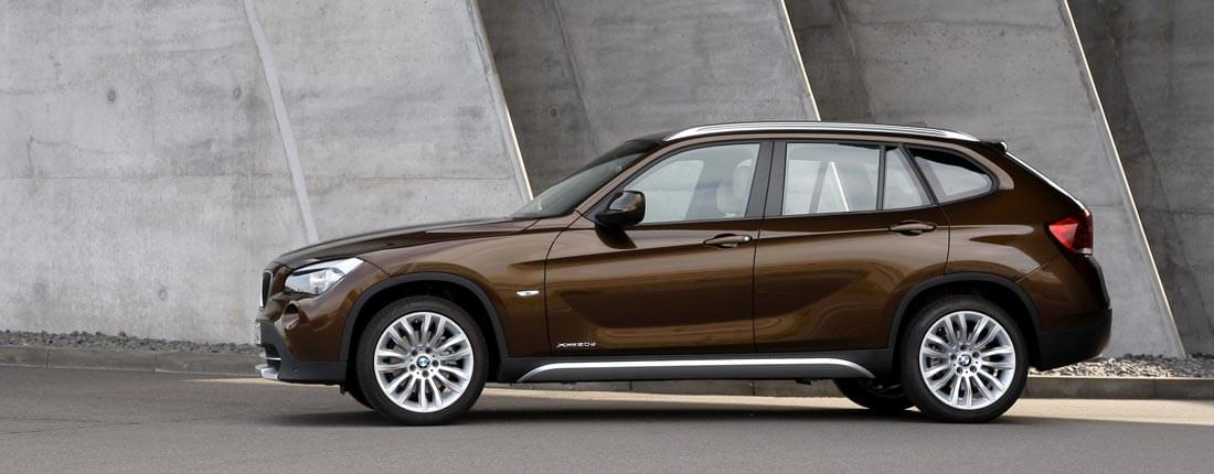 bmw x1 infos preise alternativen autoscout24