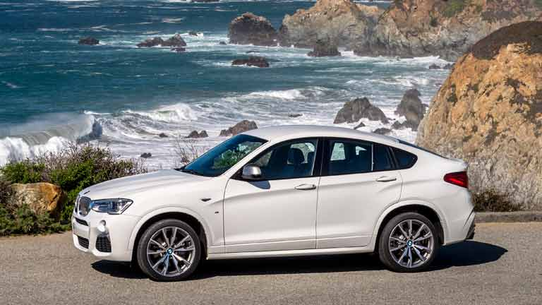 Bmw X4 Infos Preise Alternativen Autoscout24