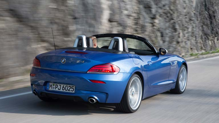 Bmw Z4 Infos Preise Alternativen Autoscout24