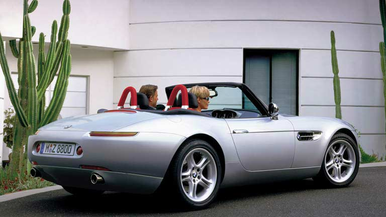 Bmw Z8 Infos Preise Alternativen Autoscout24