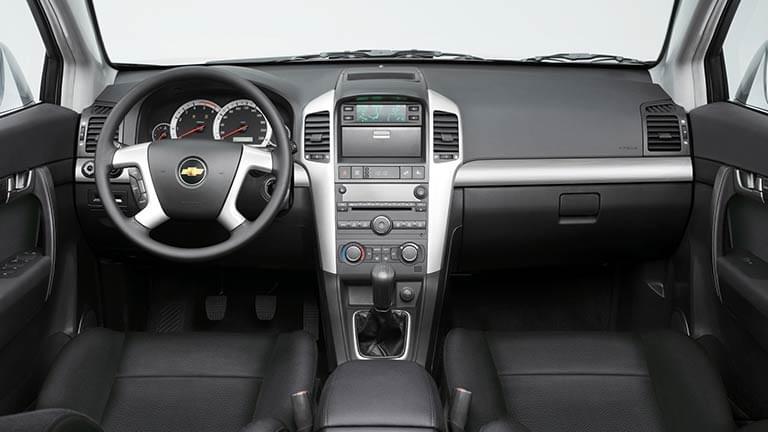 Chevrolet Captiva Gebraucht Kaufen Bei Autoscout24