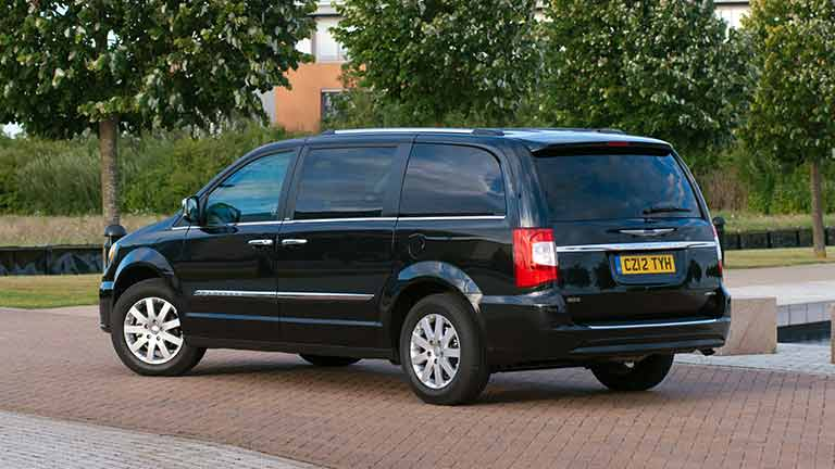 chrysler grand voyager infos preise alternativen. Black Bedroom Furniture Sets. Home Design Ideas
