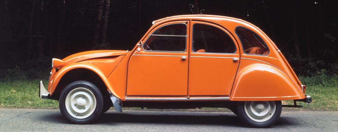 citroen 2cv - infos  preise  alternativen