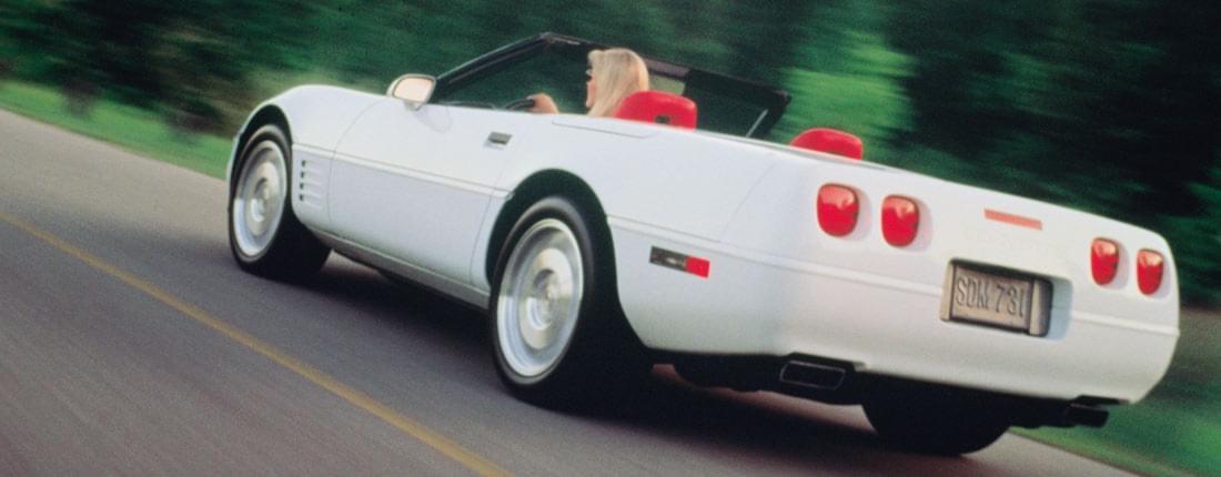 corvette c4 cabrio auf finden. Black Bedroom Furniture Sets. Home Design Ideas