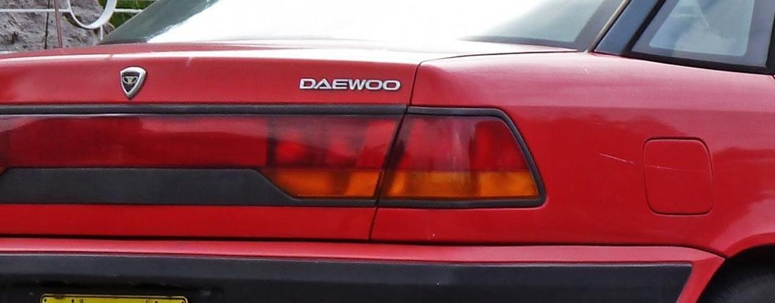 Daewoo Van