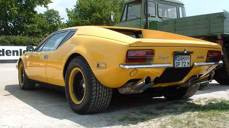 Ford Pantera Project Car For Sale >> De Tomasa Pantera gebraucht kaufen bei AutoScout24