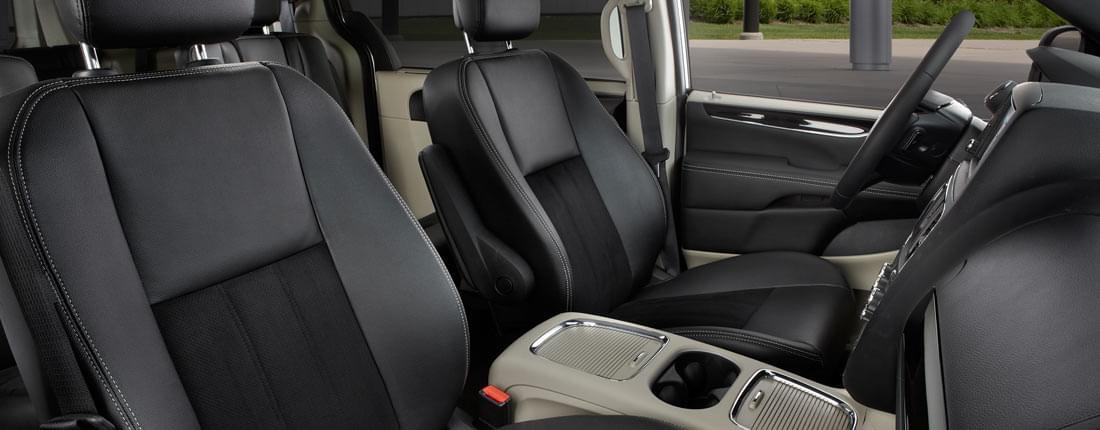 dodge van caravan interior Dodge Grand Caravan - Infos, Preise, Alternativen - AutoScout1