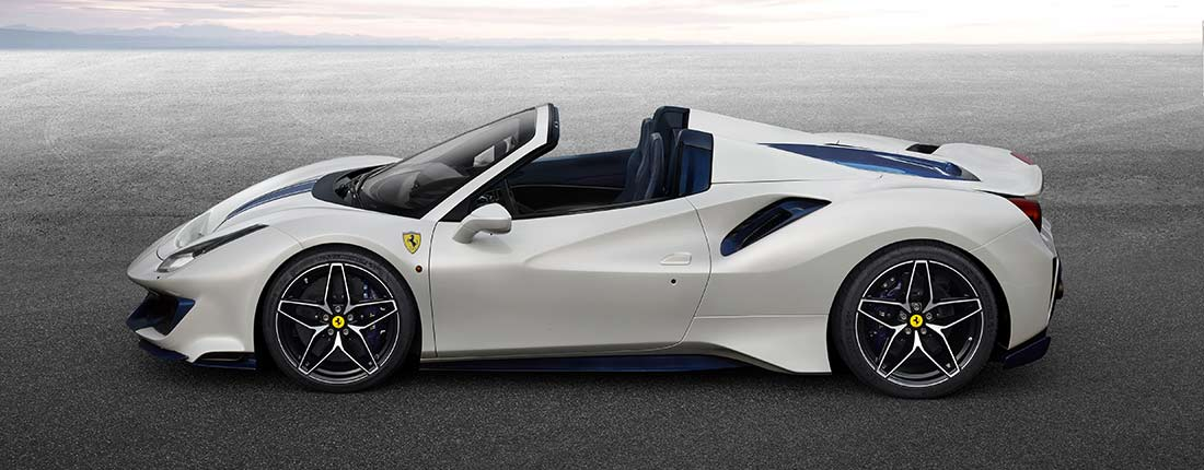 Ferrari 488 Pista Spider Infos Preise Alternativen Autoscout24