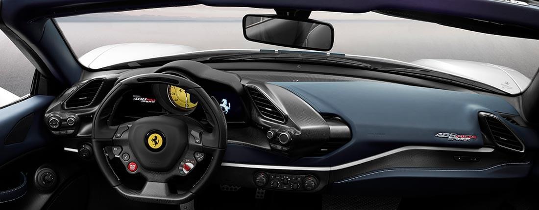 Ferrari 488 Pista Spider Infos Preise Alternativen Autoscout24