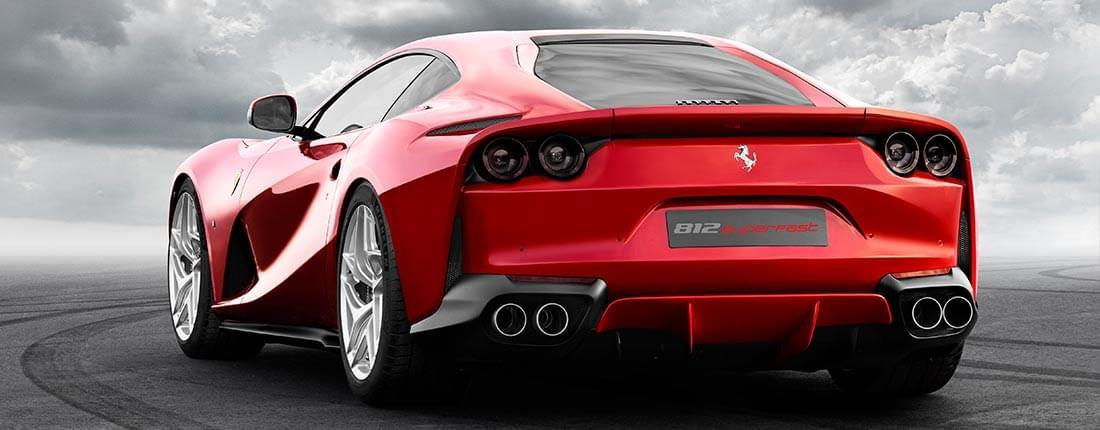 Ferrari 812 Superfast Infos Preise Alternativen Autoscout24
