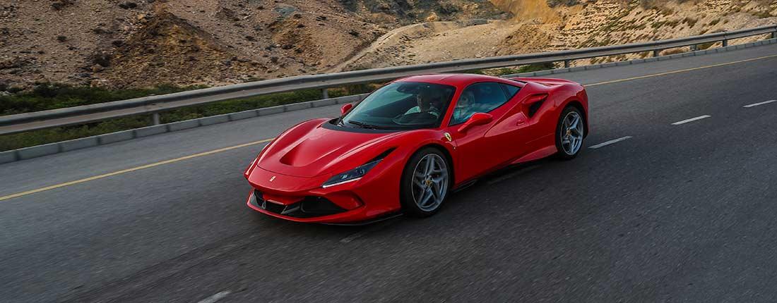 Ferrari F8 Tributo Infos Preise Alternativen Autoscout24