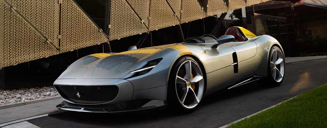 Ferrari Monza Infos Preise Alternativen Autoscout24