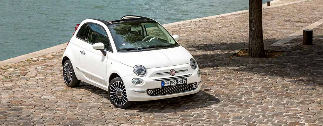 fiat 500 cabrio gebraucht kaufen bei autoscout24. Black Bedroom Furniture Sets. Home Design Ideas