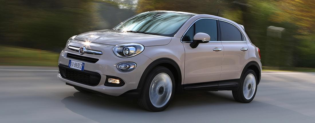 fiat 500x infos preise alternativen autoscout24. Black Bedroom Furniture Sets. Home Design Ideas