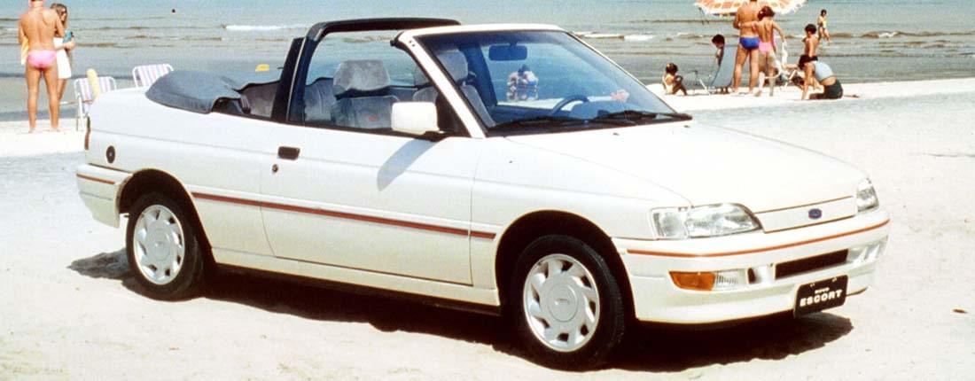 Ford Escort Coupé