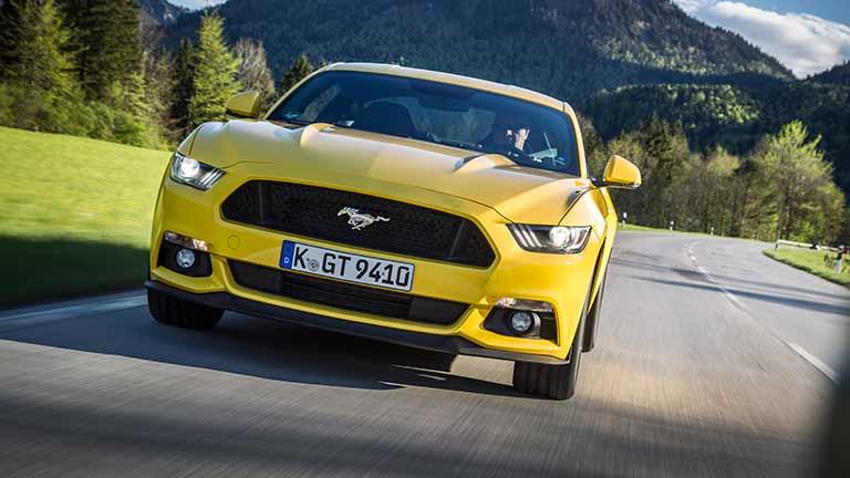 Ford Mustang - Infos, Preise, Alternativen - AutoScout24