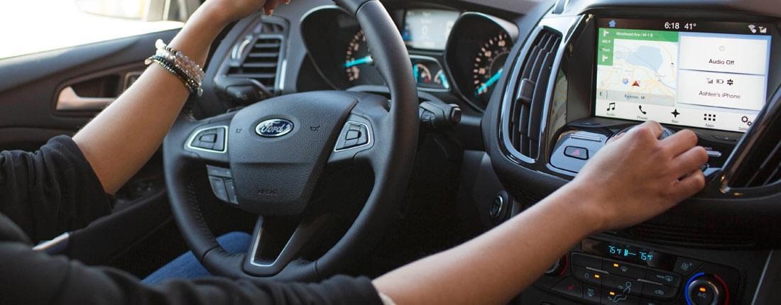 Ford Navigationssystem