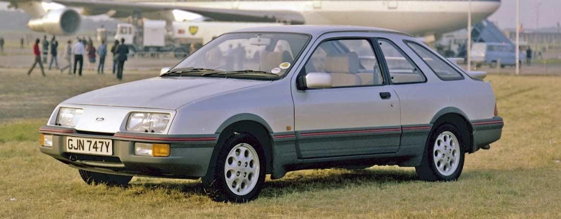 Ford Sierra Coupé