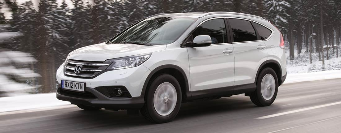Honda CR-V Automatik