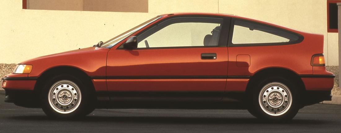 Honda CRX Cabrio