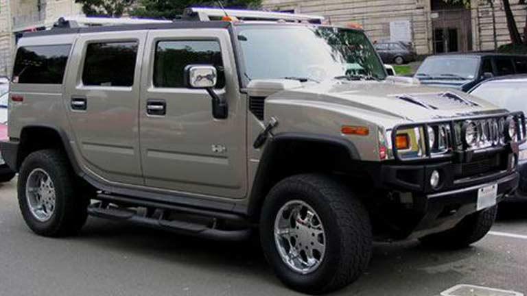 Hummer H2 Infos Preise Alternativen Autoscout24